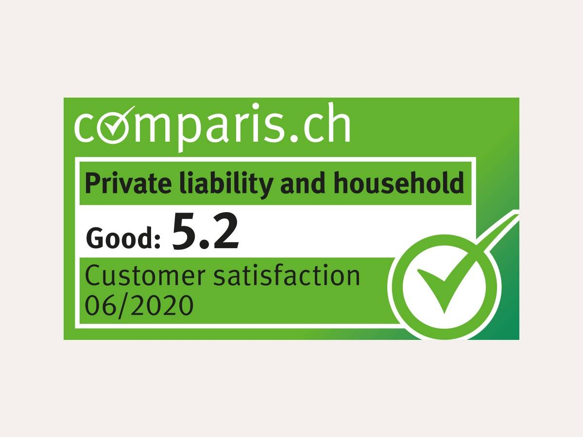 Private liability and houshold comparis.ch/bonus.ch