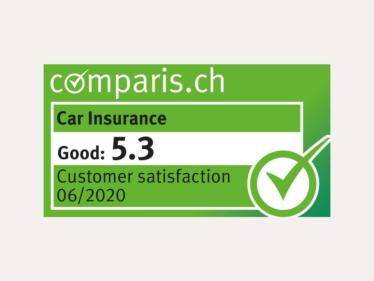 Car insurance comparis.ch