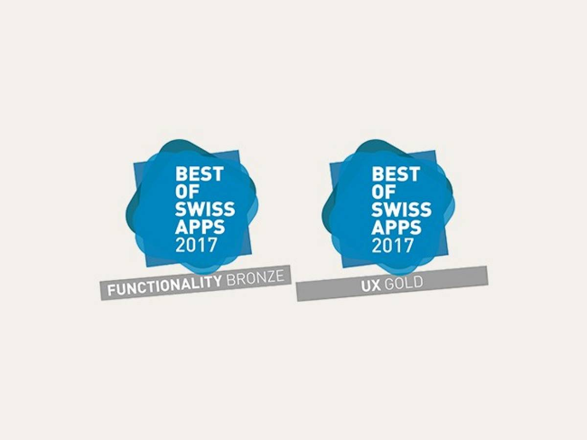 Best Of Swiss Apps Award