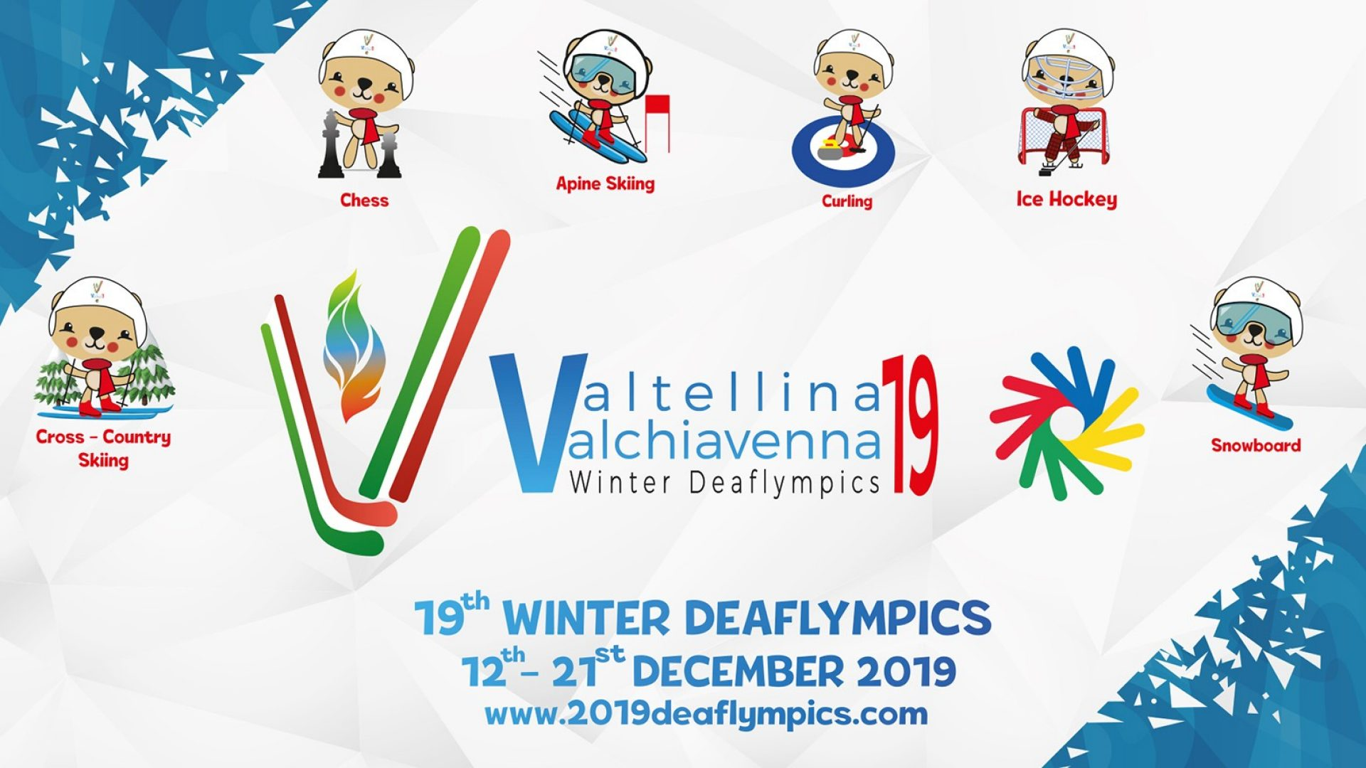 Winter Deaflympics 2019