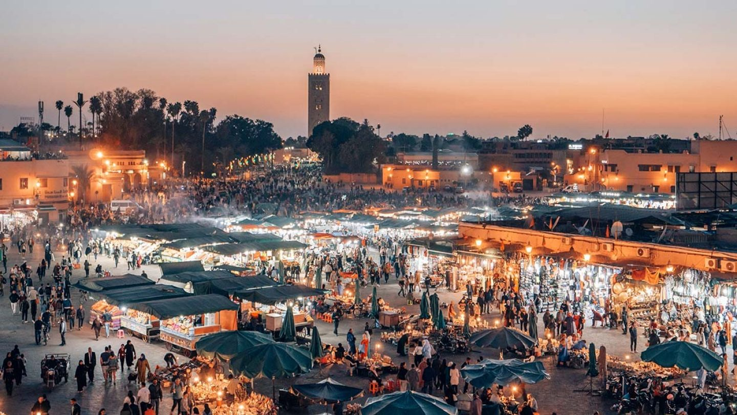 marocco marrakech